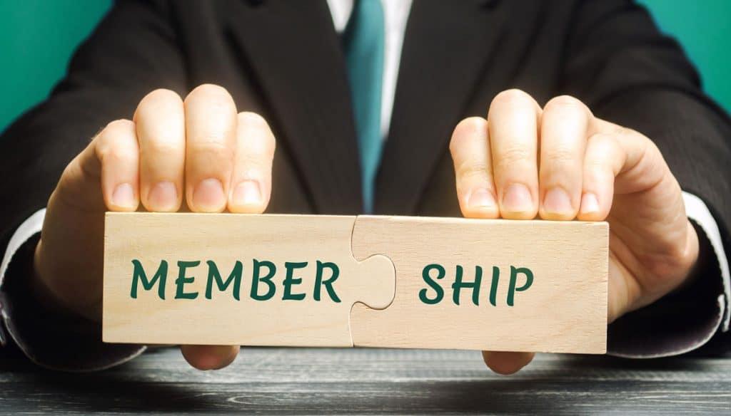 DigiMember Mitgliedsbereich
